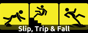slip trip and fall